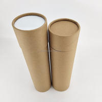 eco packaging cardboard brown kraft paper box