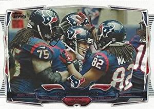 Houston Texans TL 2014 Topps NFL Football Card #327