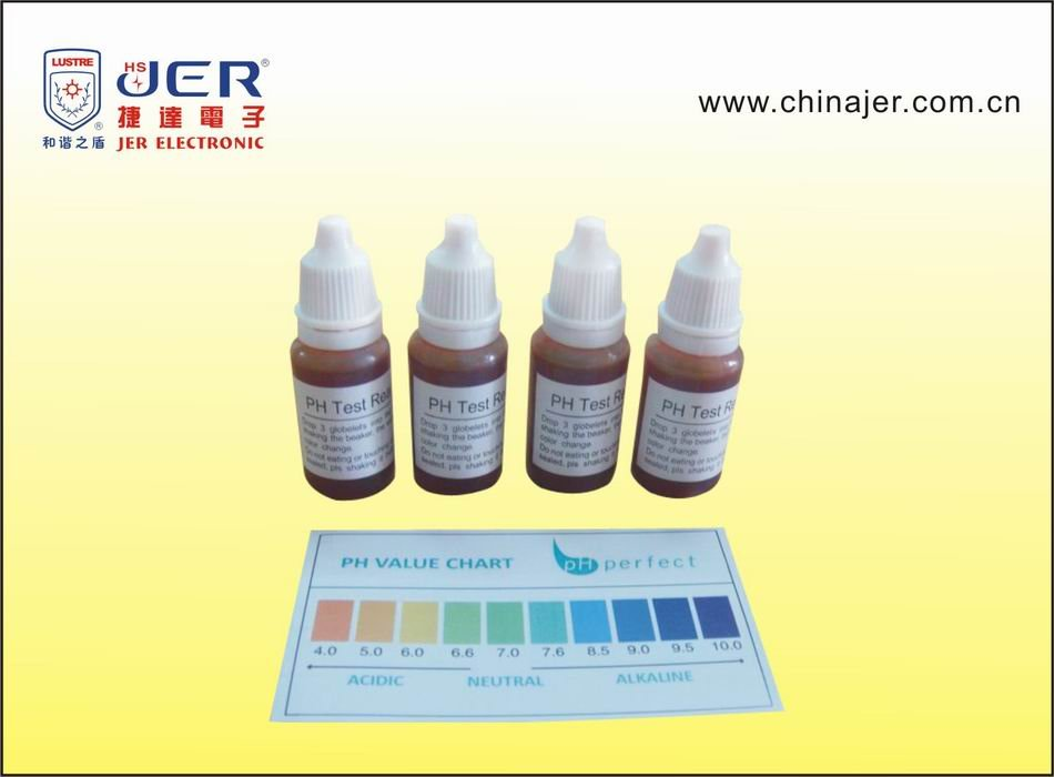 Best Price Ph Test Drops Liquid With Color Chart Buy Ph Test Drops