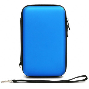 High quality Universal Hard Eva Carrying case travelling bag for New Nintendo 3DS XL