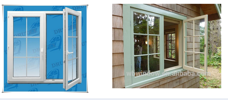 Hurricane Resistant Small Vertical Glass Opening Window