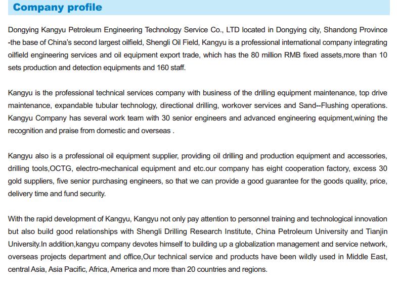 Deadline Anchor For Well Drilling,Api Drilling Rig Parts Deadline ...