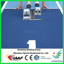 2014 Asian Games Supplier Sports Flooring, Rubber Running Track Surface