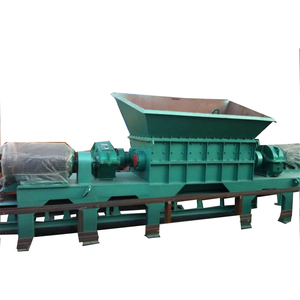 Plastic shredder machine recycling plastic grinder machine