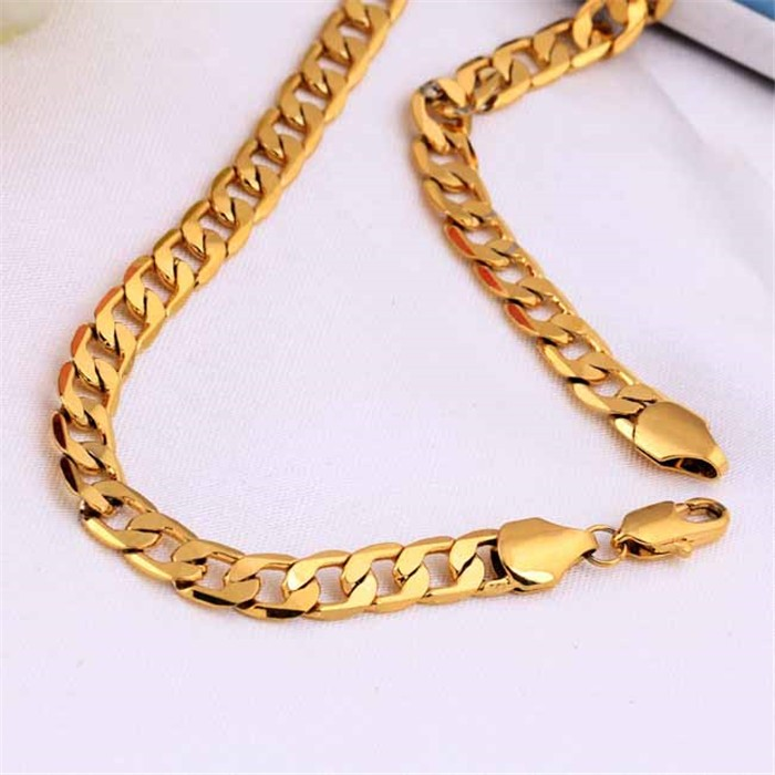 Trade Assurance Hot Style 18k New Gold Chain Jewelry Design For ...