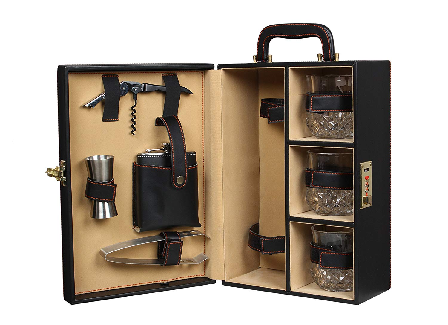 9705584fad198 Buy Barmaster  39 s Pro Bar Travel Set in Cheap Price on m.alibaba.com
