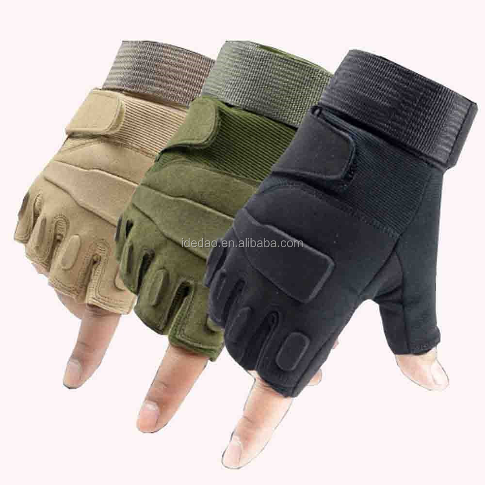 Personalized Fitness Gloves: Customized Sports Neoprene Gloves Without Fingers Half