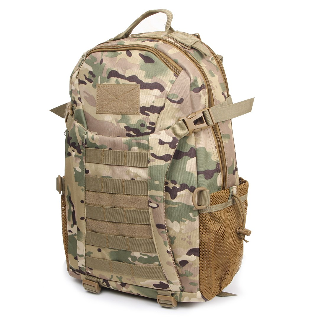 3cde475238 40L Tactical Outdoor Backpack 1000D Waterproof Hiking Rucksacks Small Day  Pack for Backpacking