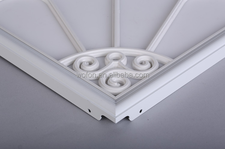 Surface Mounted Led Ceiling Shower Light,Suspended Ceiling Light ...