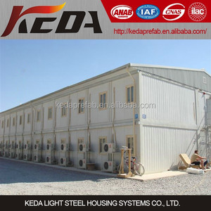 prefab/prefabricated building manufactory - container houses in China 281
