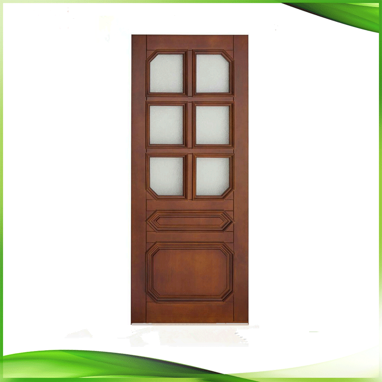 Wood Glass Door Design Wooden Single Door Partition Designs Glass
