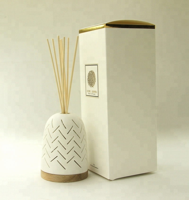 Nieuwe Thuis Geur refill Aroma Diffuser olie Fles Luxe lege geur Reed Diffuser