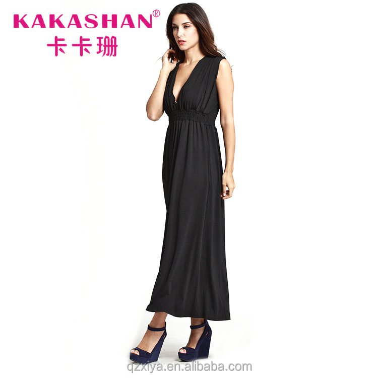 b7cf70f9869 China dress long maxi dress black wholesale 🇨🇳 - Alibaba