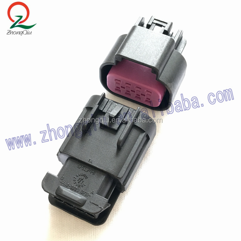 8 pin delphi waterproof pbt gf15 male pbt delphi automotive connector, pbt delphi automotive connector delphi wiring harness plant india at bayanpartner.co