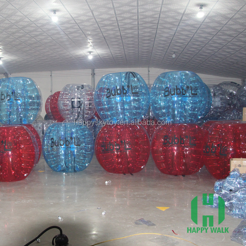 Crazy bubble ball suit sports for wholesale ball pit balls