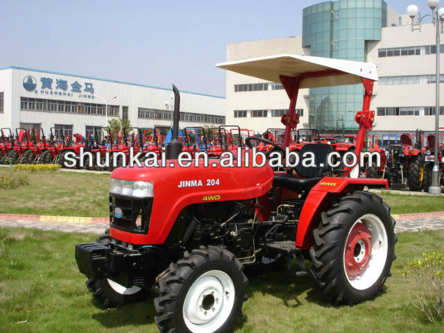 Jinma 20hp 4WD Four Wheel Drive Tractor/Farm Tractor