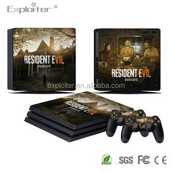 Precio Bajo Diy Juegos Para Sony Playstation 4 Pro Consola Etiqueta