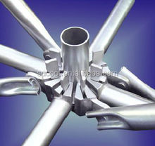 Shoring system rosette scaffolding sales