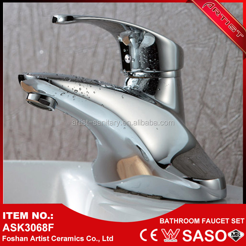 China Manufacturer High Quality Water Taps Pillar Cock Basin Mixer