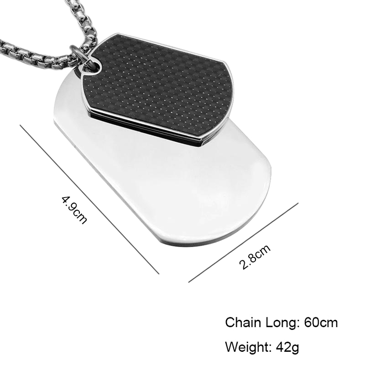 Amazon top sale plain stainless steel pendant high quality stainless steel necklace custom design 316L pendants low price