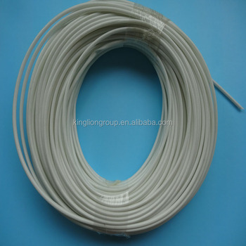 Silicone Resin Coating Fibregl Dielectric Sleeving Tube - Buy Clear on