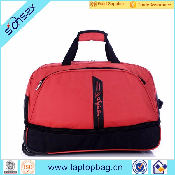 Cheap Trolley Bag Wheeled Travel Bag Airport Luggage Conveyor Belt ...