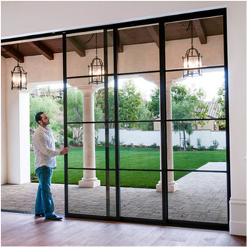 Malaysia High Quality Residential Hme Design Aluminum Sliding Glass
