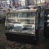 cake showcase cabinets/bakery display cooler