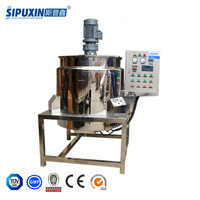 500L Hotel Soap and Shampoo Making Machine