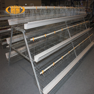 Multi-tiers chicken poultry farm battery chicken layer cage sale for pakistan farm
