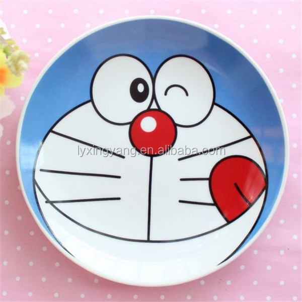 funny design ceramic dinner plate for kidsceramic dishes with animal patternhand painted & Funny Design Ceramic Dinner Plate For KidsCeramic Dishes With ...