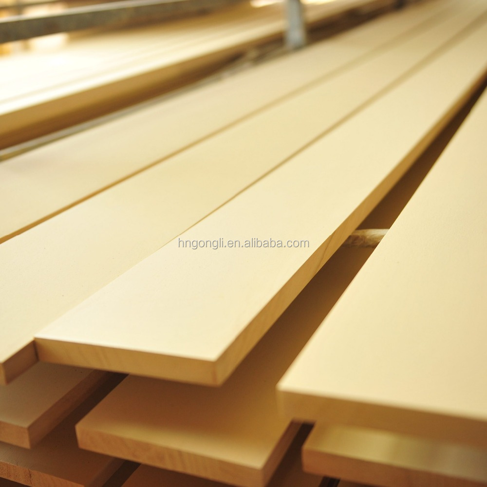 Paulownia cheaper primed trim board