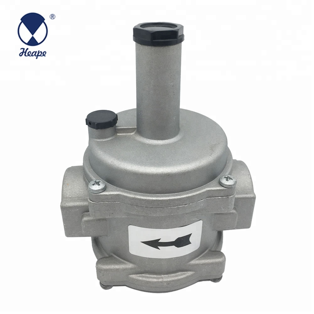 Heape Universal Adjustment Natural Gas Pressure Regulator - Buy Gas  Regulator,Gas Pressure Regulator,Natural Gas Pressure Regulator Product on