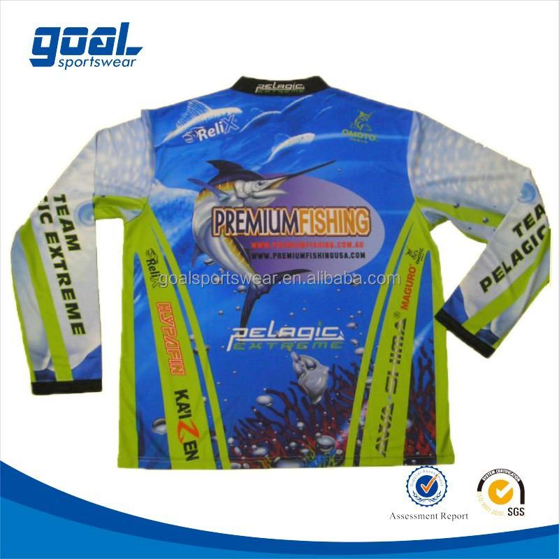 Wholesaler Tournament Fishing Shirts Tournament Fishing