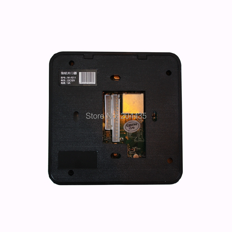 Отпечатков пальцев контроля доступа и время и посещаемость терминал цветной экран малый размер