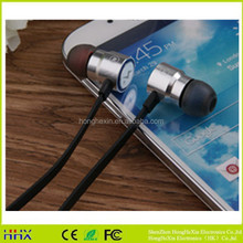 Latest fashion good stereo metal in-ear earphone for MP3/MP4