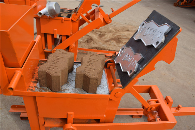 Qmr2 40 Used Brick Block Making Machine For Sale Buy