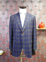 Formal Suit Made To Measure Business Suit