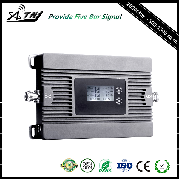 ATNJ FDD-LTE-4G 2600Mhz high gain network mobile signal booster