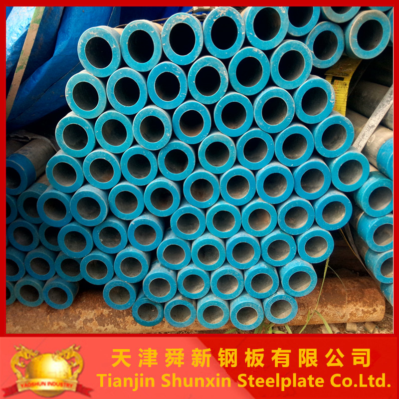 GI pipe/galvanized pipe end cap processing provided