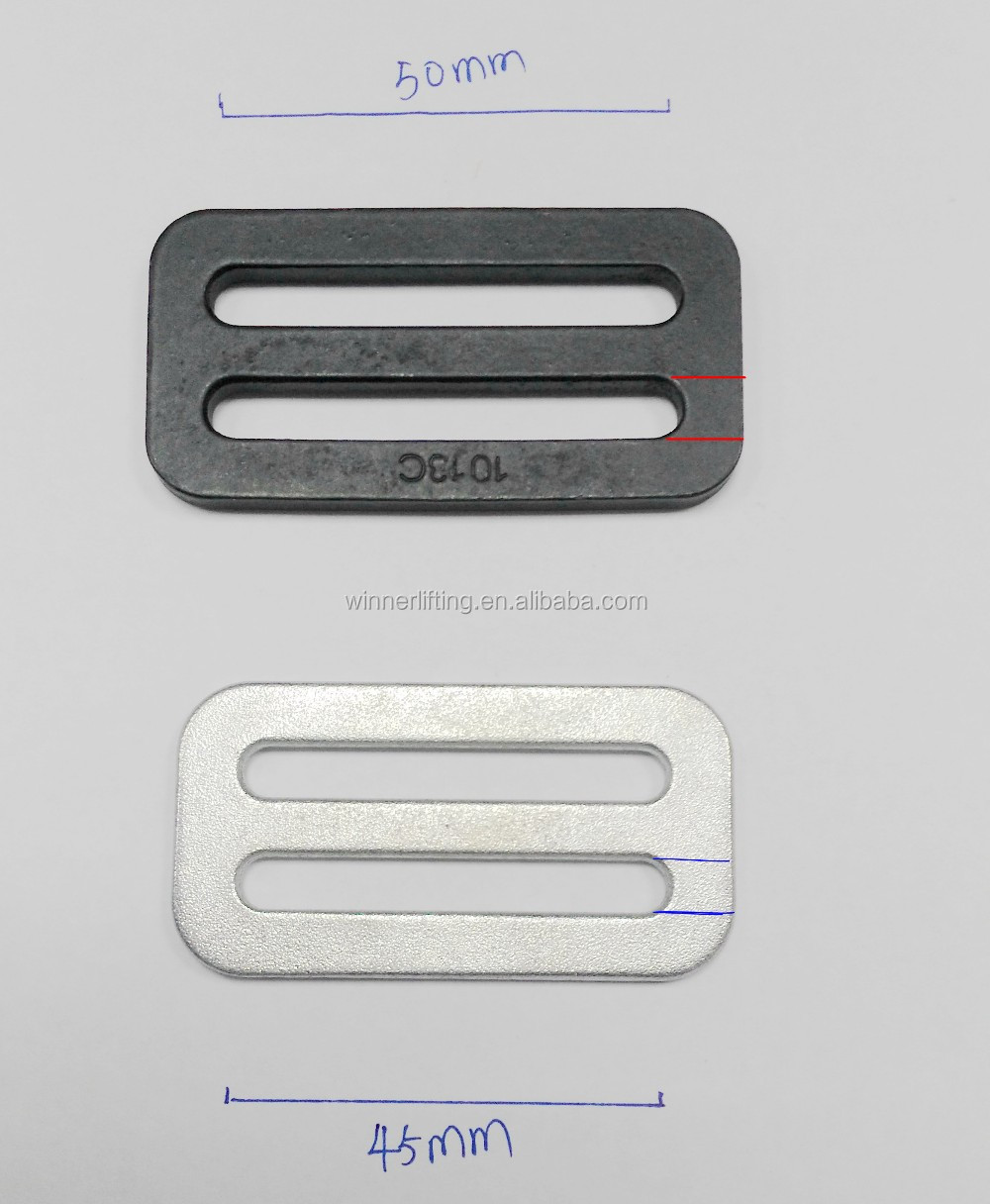 Outdoor Adjustable Metal Safety Buckles for Climbing, Lifting, Connectcing