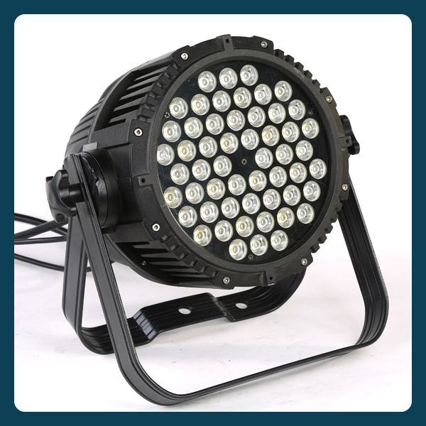 IP68 54 x 3W LED Underwater Light/ China LED Par Cans