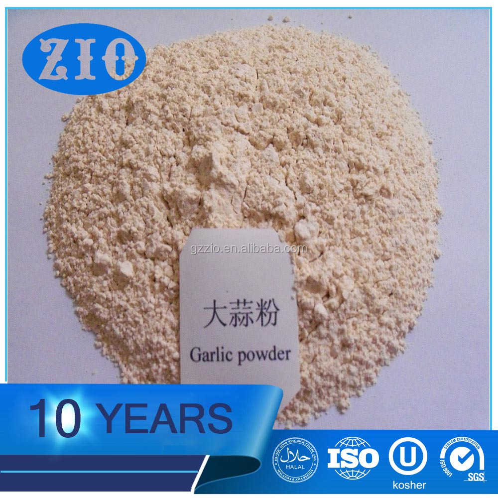 Food grade high standard garlic powder manufacturer.