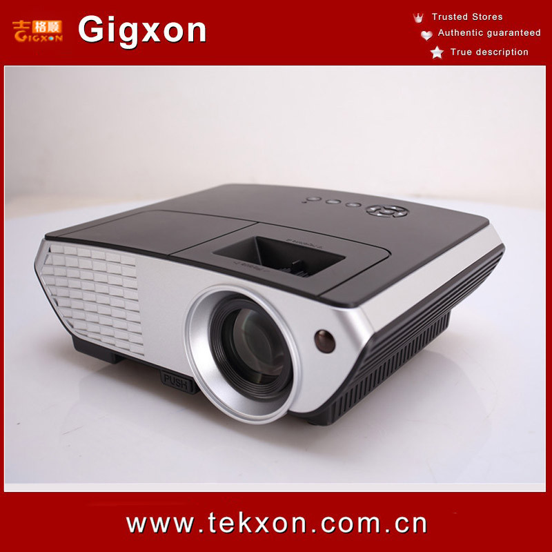 Mini Led Projector Holographic Projector 80lumes Cheap Hd
