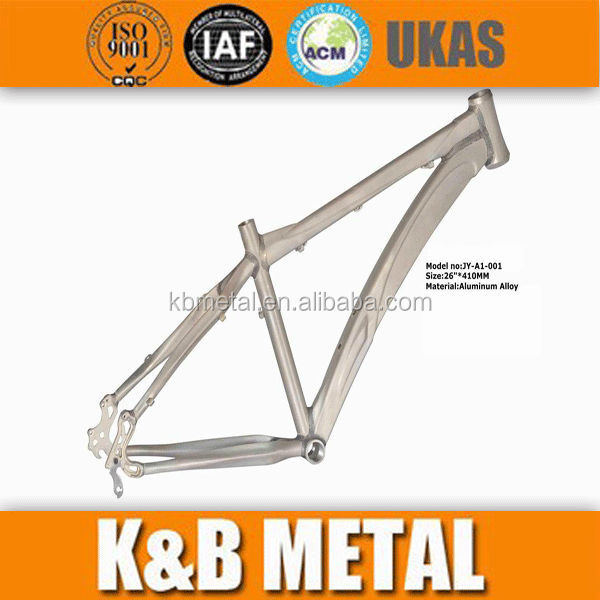 most welcoming aluminum bike frame on sale