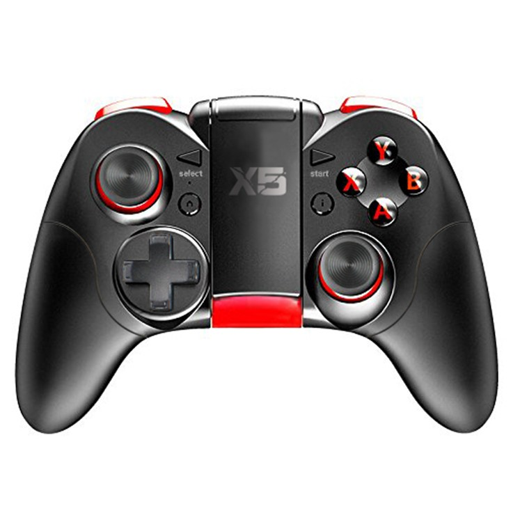 Bluetooth Wireless Controller Gamepad Joystick Untuk Android/Smartphone/Tablet/VR/PC/TV BOX/PS3/IOS