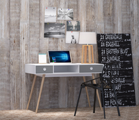 Modern Home Office Melamine PB Wooden Computer Desk