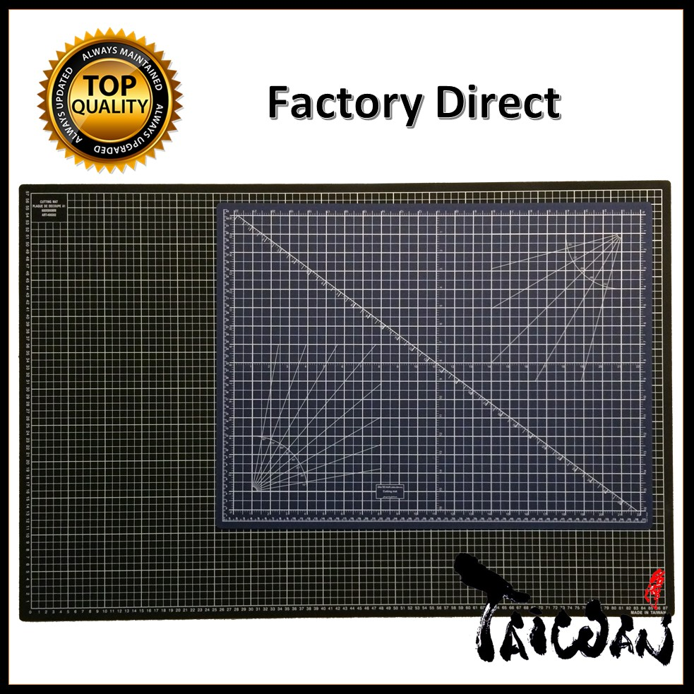 Factory Direct a4 cutting mat art materials with grade B materials