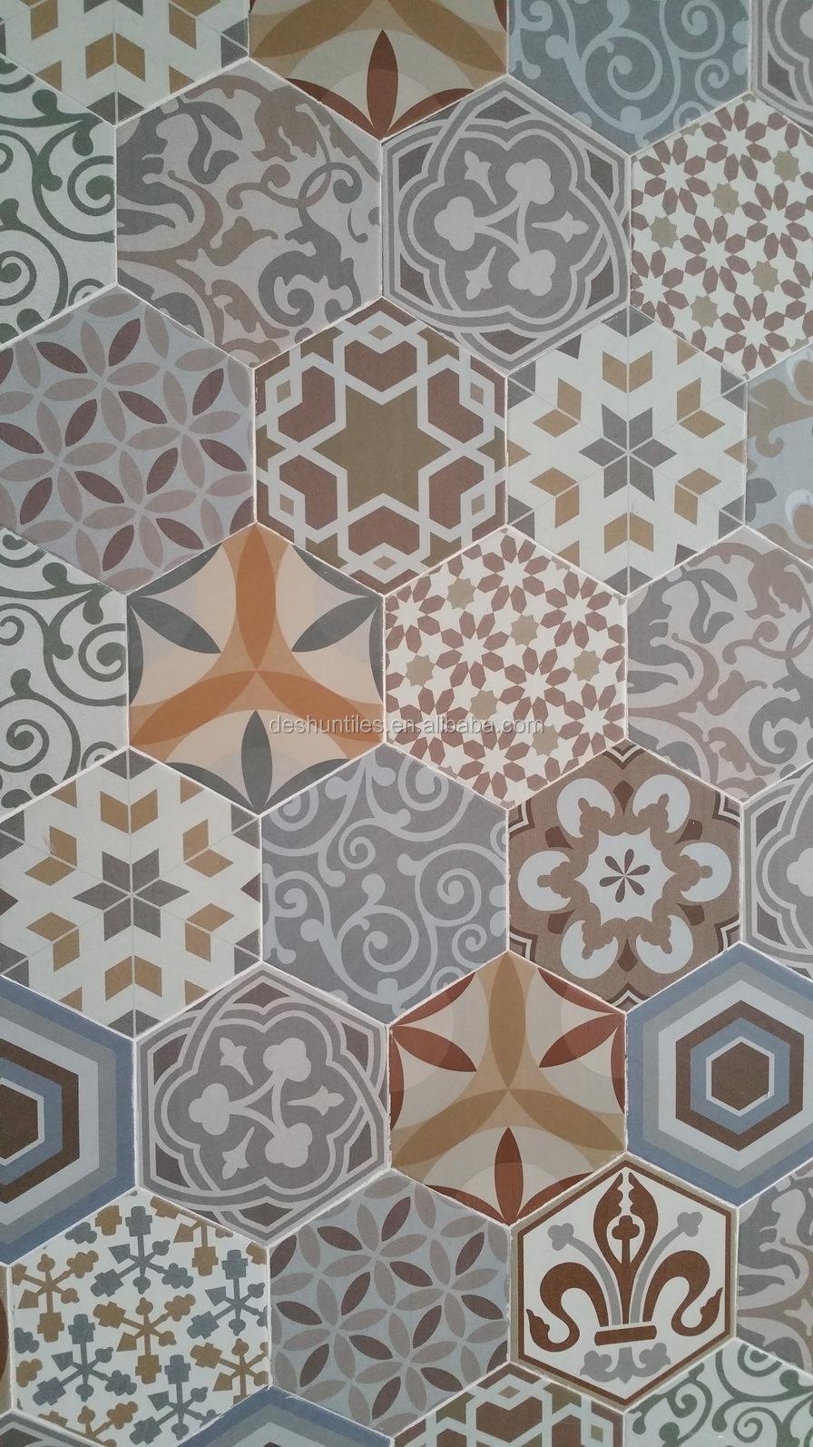 Pure colored hexagon mosaic tile art ceramic tiles for floor and pure colored hexagon mosaic tile art ceramic tiles for floor and wall dailygadgetfo Gallery