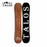TALOS Freeride Wholesale Snowboard Custom with wood core